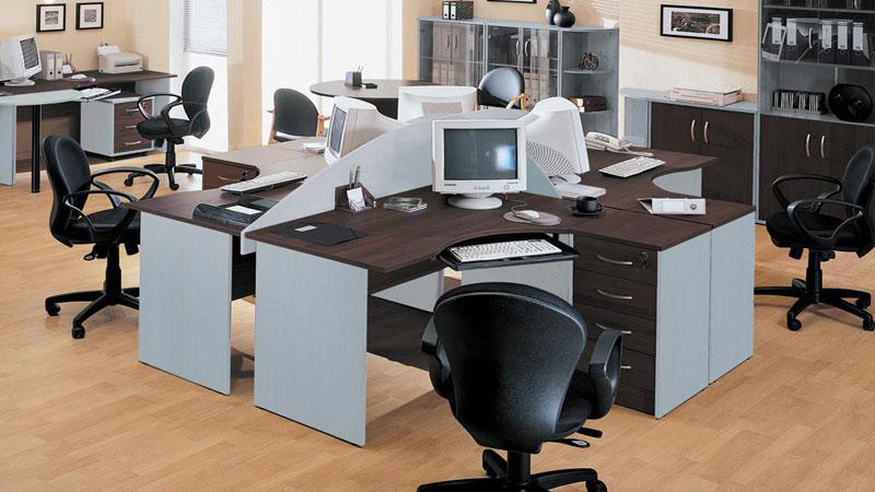Для офисной мебели мы используем популярные и проверенные материалы - лдсп